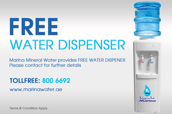 Marina Mineral Water Co  LLC | Bottled Drinking Water Supplier